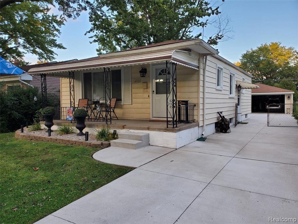 4921 DUDLEY Street, Dearborn Heights, MI 48125 - MLS#: 2210076525