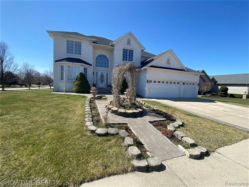 Photo of 50567 MEANDERS Drive, Macomb Township, MI 48042 (MLS # 2210022526)