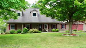 Photo of 5695 GRIGGS Drive, Independence Township, MI 48346 (MLS # 219065533)