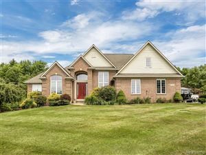 Photo of 8380 PEACEFUL VALLEY, Springfield Township, MI 48348 (MLS # 219083534)