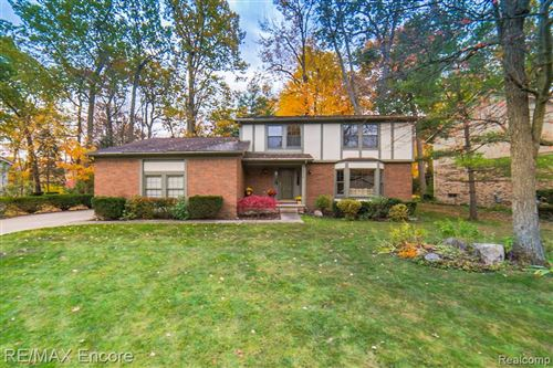 Photo of 5972 Misty Hill Drive, Independence Township, MI 48346 (MLS # 2200036540)