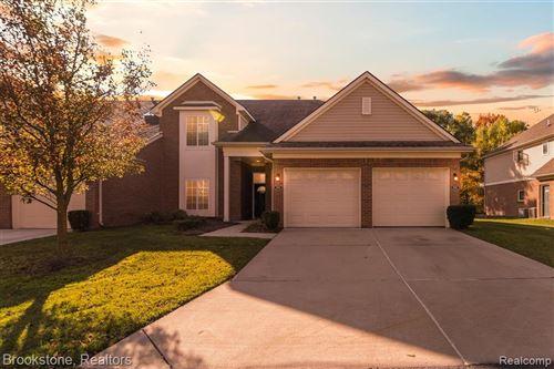 Photo of 3592 EAGLE CREEK Drive #3, Shelby Township, MI 48317 (MLS # 2200087543)