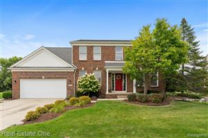 Photo of 778 Caribou Court, Rochester, MI 48307 (MLS # 219091545)