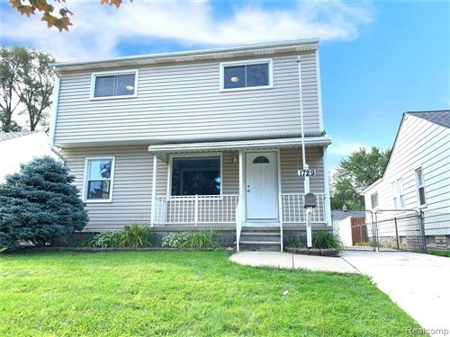 Photo of 1729 ROSE Avenue, Lincoln Park, MI 48146 (MLS # 2200077552)
