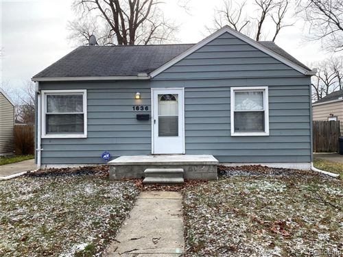 Tiny photo for 1636 BROWNING Street, Ferndale, MI 48220 (MLS # 2200002562)