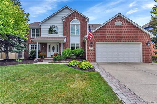 Photo of 48466 ANTHONY DR Drive, Macomb Township, MI 48044 (MLS # 2200060567)