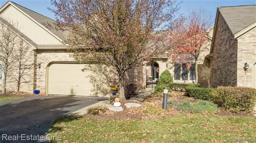 Photo of 1965 Clearwood Court #664, Shelby Township, MI 48316 (MLS # 2200090572)