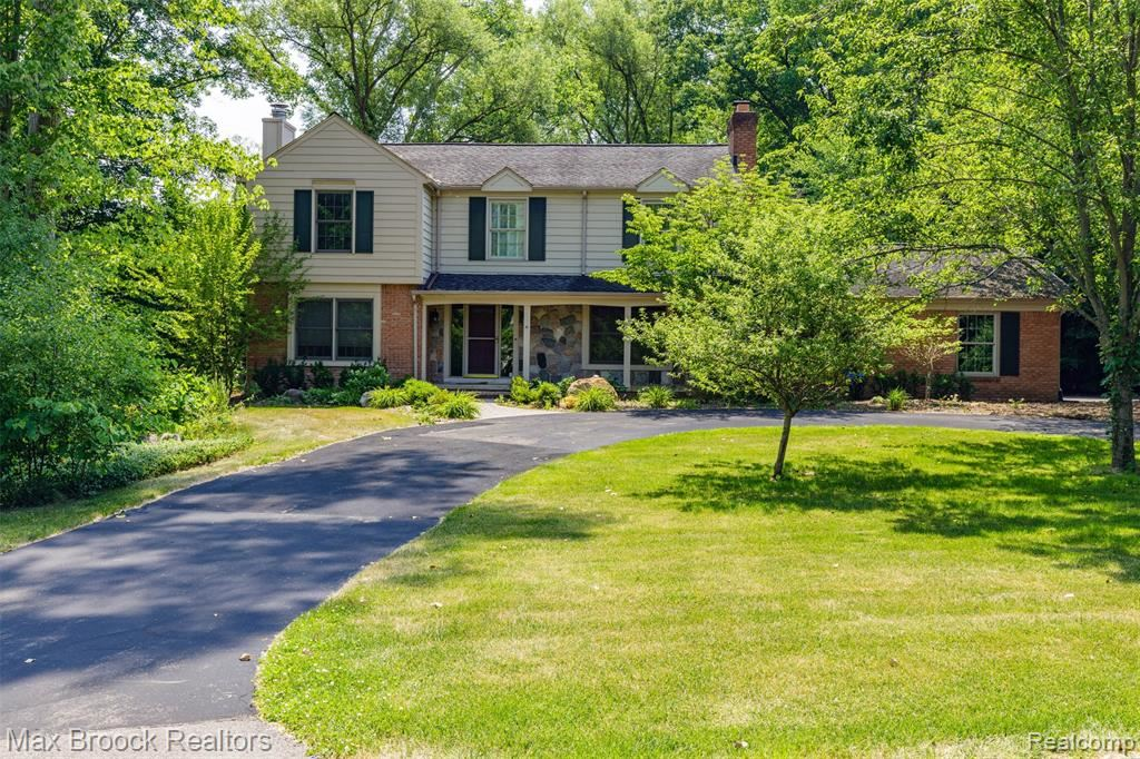 507 OVERBROOK Road, Bloomfield Township, MI 48302 - #: 2200050574