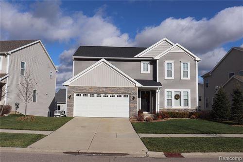Photo of 208 MERRIMACK Drive SW, Marion Township, MI 48843 (MLS # 2200094581)