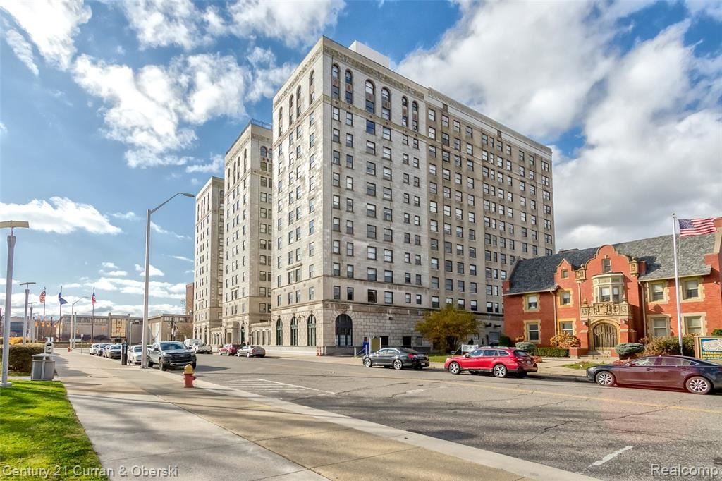 15 E KIRBY ST APT 411, Detroit, MI 48202 - MLS#: 2200091584