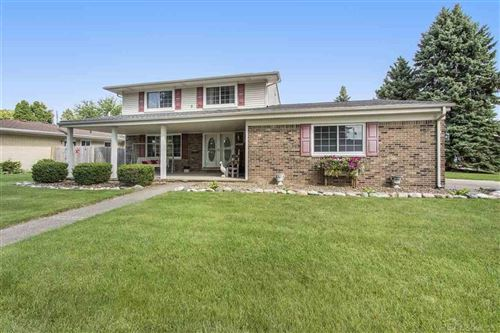 Photo of 14331 EDSHIRE DR, STERLING HEIGHTS, MI 48312 (MLS # 58050019585)