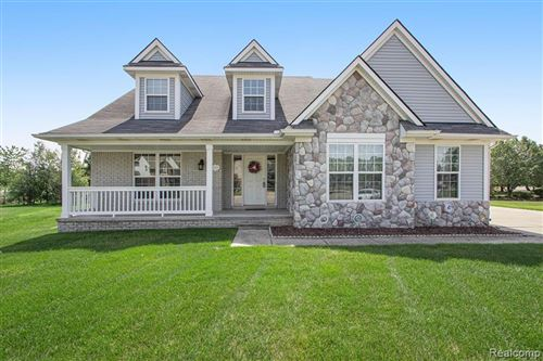 Photo of 11458 Ash Grove Drive, Washington Township, MI 48094 (MLS # 2200055590)