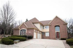 Photo of 1305 Kentfield Drive, Rochester, MI 48307 (MLS # 219029591)