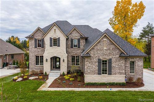 Photo of 54040 BIRCHFIELD Drive W, Shelby Township, MI 48316 (MLS # 2200087592)