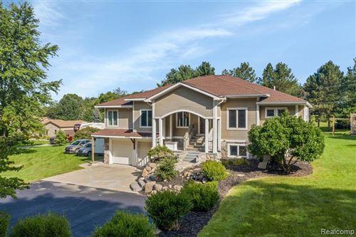 Tiny photo for 9206 Big Lake Road, Springfield Township, MI 48346 (MLS # 2210078594)