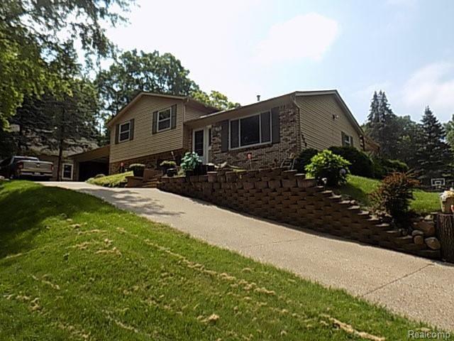 Photo for 5025 MANDAN Lane, Independence Township, MI 48348 (MLS # 2210053600)