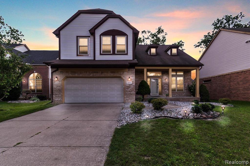 1636 BROOKDALE Drive, Canton Township, MI 48188 - MLS#: 2210061610