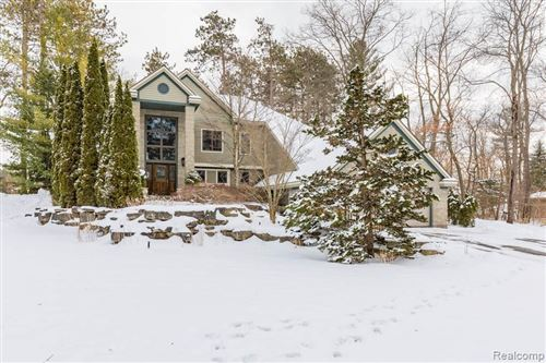 Photo for 1151 Abseguami Trail, Orion Township, MI 48362 (MLS # 2200005611)