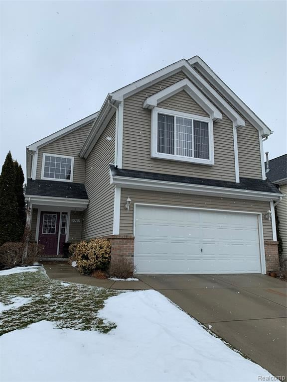 Photo for 5383 WILD DAISY Court, Independence Township, MI 48346 (MLS # 2200008615)