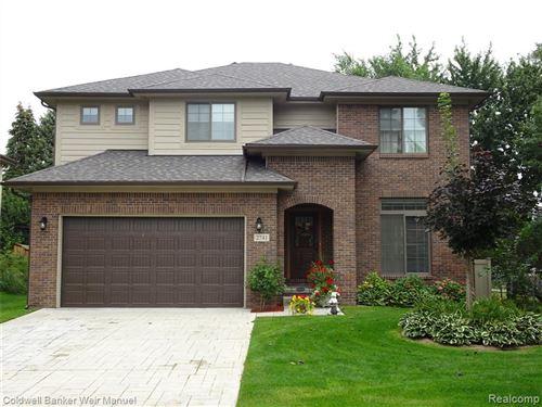 Photo of 2741 HARRISON Avenue, Rochester Hills, MI 48307 (MLS # 2210079622)