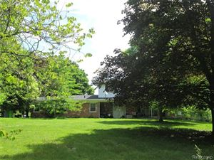 Photo of 67382 DEQUINDRE Road, Washington Township, MI 48095 (MLS # 219057625)