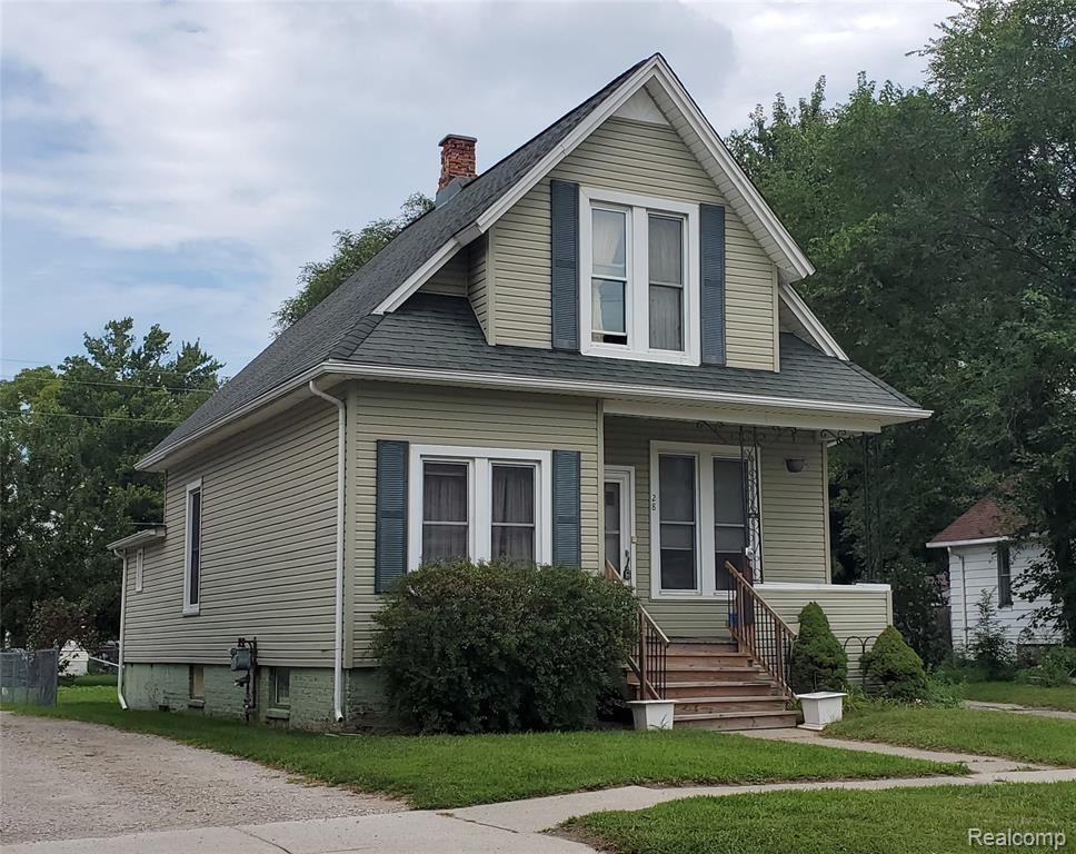 Photo of 28 YEAMANS Street, Mount Clemens, MI 48043 (MLS # 2210063626)