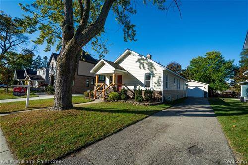 Photo of 1131 N OAK Street, Rochester, MI 48307 (MLS # 2200085629)