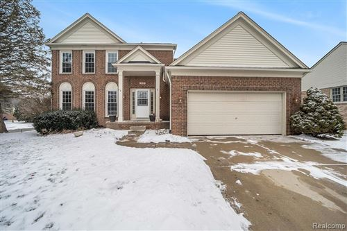 Photo of 3698 GREEN MEADOW Lane, Orion Township, MI 48359 (MLS # 2210011629)