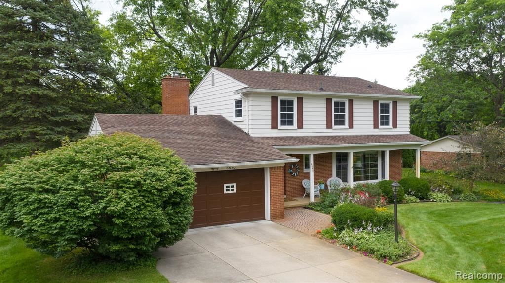 Photo for 6640 LANGLE Drive, Independence Township, MI 48346 (MLS # 2210057629)
