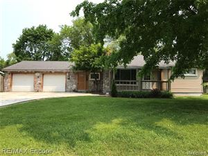 Photo of 4440 PINEDALE Avenue, Independence Township, MI 48346 (MLS # 219054635)