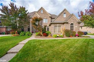 Photo of 56537 SUMMIT DR, SHELBY Township, MI 48317 (MLS # 58031397637)