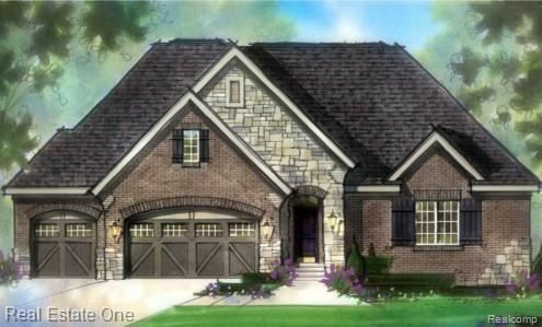 13019 CATHEDRAL (Unit #27) Court, Shelby Township, MI 48315 - MLS#: 219121637
