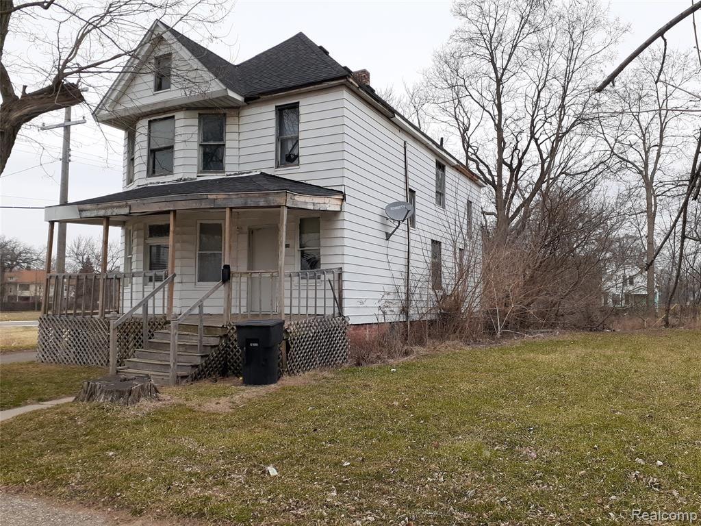 3518 BALDWIN Street, Detroit, MI 48214 - MLS#: 2200020641