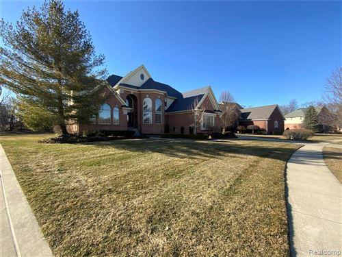 Photo of 63959 INVERNESS Drive, Washington Township, MI 48095 (MLS # 2210016643)