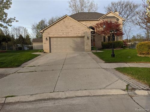 Photo of 45934 LONE PINE Lane, Macomb Township, MI 48044 (MLS # 2200028645)