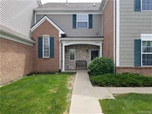 Photo of 54842 MONARCH Drive, Shelby Township, MI 48316 (MLS # 219060651)