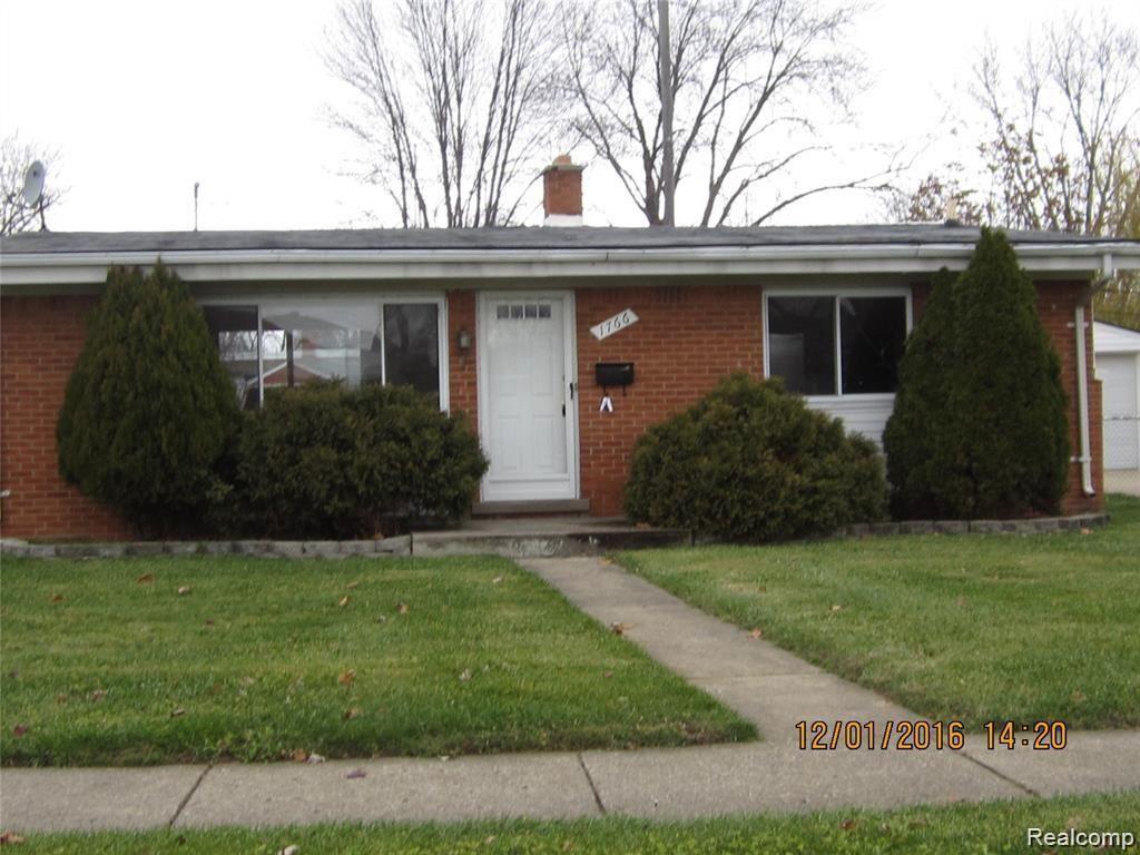 1766 Byron Avenue, Madison Heights, MI 48310 - MLS#: 2210018652