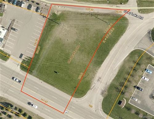 Photo of Vacant Dixie Highway, Independence Township, MI 48346 (MLS # 212029657)