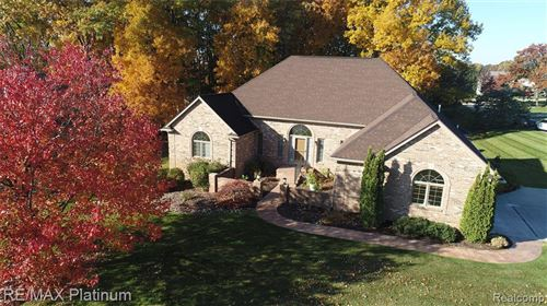 Photo of 6828 BERRY POINTE Drive, Independence Township, MI 48348 (MLS # 2200020663)
