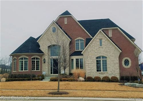 Photo of 55789 BUCKTHORN Drive, Shelby Township, MI 48316 (MLS # 2200023663)