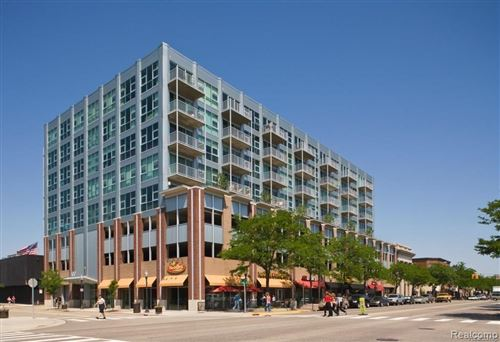 Photo of 100 W 5TH ST APT 607, Royal Oak, MI 48067 (MLS # 2210009668)