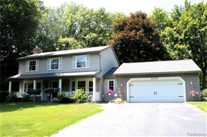 Photo of 6479 ALMOND Lane, Independence Township, MI 48346 (MLS # 219062678)