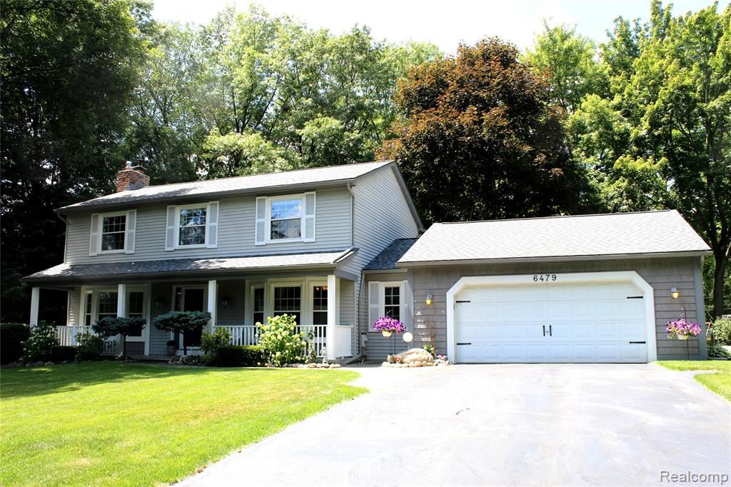 Photo for 6479 ALMOND Lane, Independence Township, MI 48346 (MLS # 219062678)