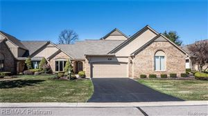Photo of 2167 WILLOW Circle N, Shelby Township, MI 48316 (MLS # 219033680)