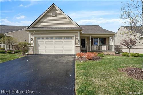 Photo of 6168 TIMBERSTONE Way, Independence Township, MI 48346 (MLS # 2200029686)
