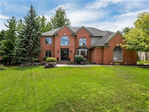 Photo of 54005 WHITBY Way, Shelby Township, MI 48316 (MLS # 219083687)