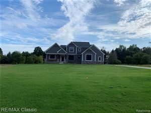 Photo of 663 Mechigian Lane, Milford Township, MI 48380 (MLS # 218011690)