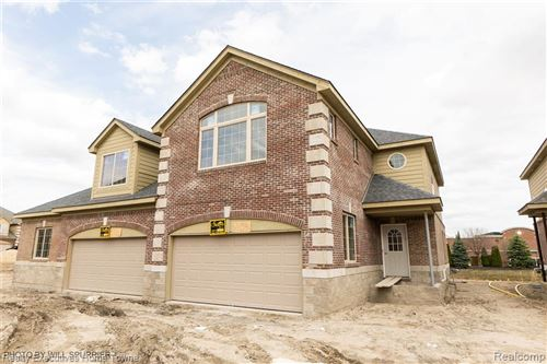 Photo of 53194 Celtic Court, Shelby Township, MI 48315 (MLS # 2210022694)