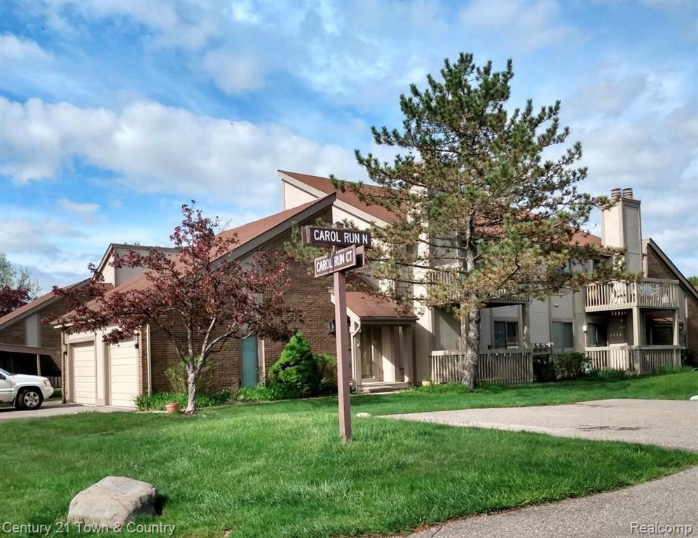 5632 Carol Run Court, West Bloomfield, MI 48322 - #: 2200035706