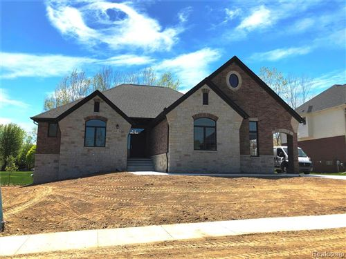 Photo of 6470 Creekside Drive, Shelby Township, MI 48316 (MLS # 219098708)